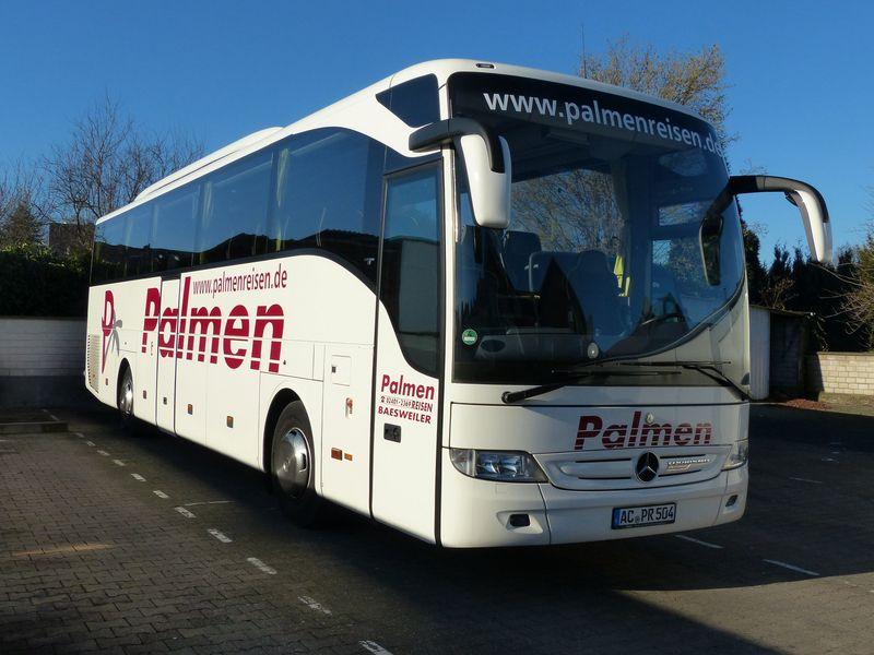 Palmen Reisen GmbH: Home